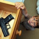 Child Finds Gun